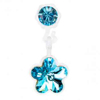 Blomdahl MP Pendant Flower 4/6 mm