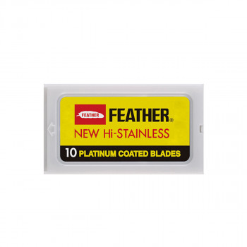 Barburys Feather Double Edge Blades