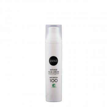Zenz Anti-age Face Cream Deep Wood no. 100