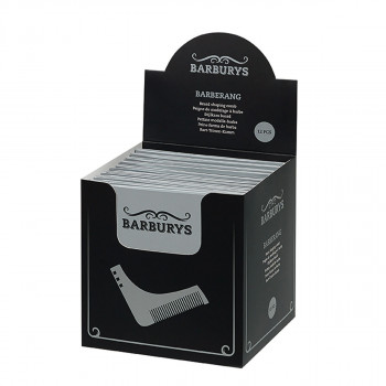 Barburys Beard Shaping Combs