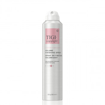 Tigi Copyright Volume Finishing Spray