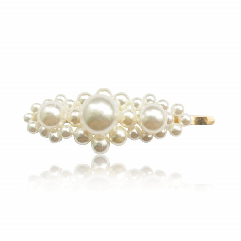 Everneed Pretty Cupcake - Hair Clip With Pearls