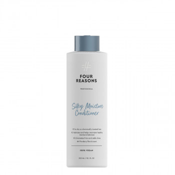 Four Reasons Silky Moisture Conditioner