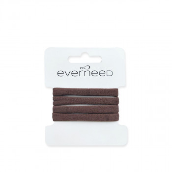 Everneed Plain Soft Rubbers – Black