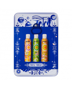Amika Triple Treat kit